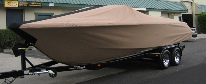 extra long boat cover